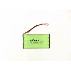 Batterie NiMH 9.6V 2000mAh (LSD) pour Taranis-E