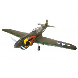 CURTISS P-40N WARHAWK RTF 2.03M 30-35CC