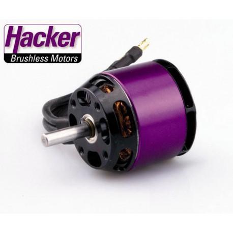 Moteur brushless Hacker A30-14L V4 800Kv 143grs