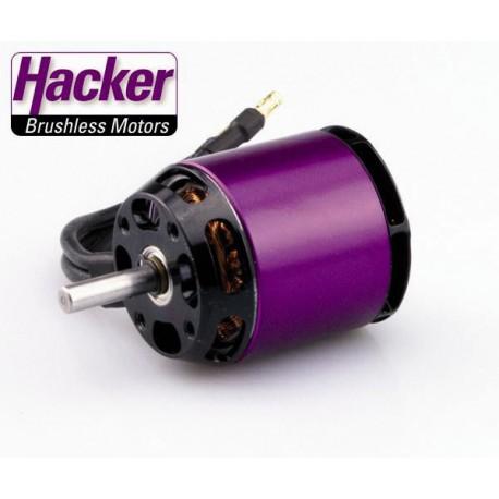 Moteur brushless Hacker A30-12XL V4 700Kv 177grs