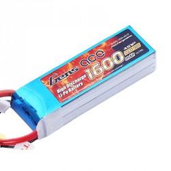 Accu LiPo GENS ACE 1600mAh 4S 40C