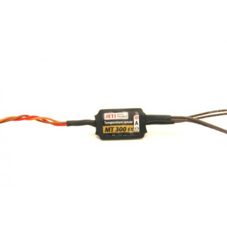 Sondes température Duplex MT 300 JETI
