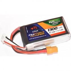 Accu LiPo EPS 1300mAh 3S 40C