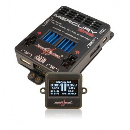 PowerBox Mercury SRS (avec GPS)