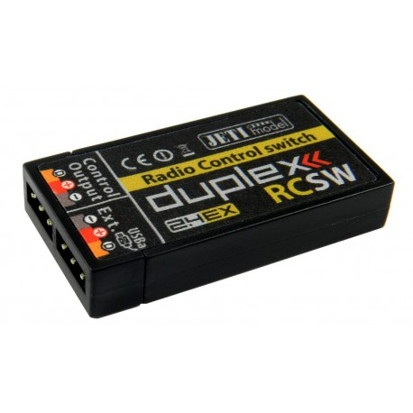 Interrupteur DUPLEX 2.4EX JETI RC SWITCH