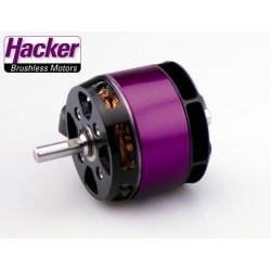 Moteur brushless Hacker A50-14XS V3 14 Poles 520Kv 289grs