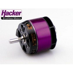 Moteur brushless Hacker A50-14XS V4 14 Poles 520Kv 289grs