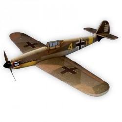 MESSERSCHMITT BF 109F 84CM ARF CAMOUFLAGE HACKER MODEL