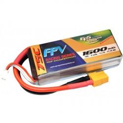 Accu LiPo EPS 1600mAh 3S 75C