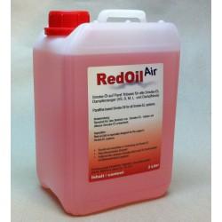 Liquide RedOil 3L pour Smoke-EL