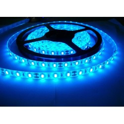 RUBAN LED ECO BLEU HAUTE DENSITE 5M/60LED