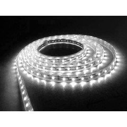 RUBAN LED ECO BLANC HAUTE DENSITE 5M/60LED