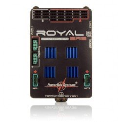PowerBox Royal SRS avec GPS