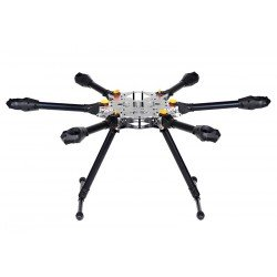 HEXACOPTER X-CAM KONGCOPTER FH800