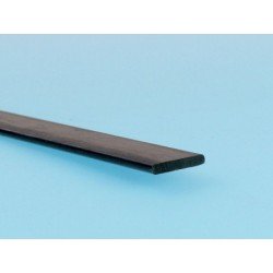 Plat carbone 0.5x3mm