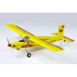 PILATUS PC6 JAUNE 1610MM EP/GP AIRLINE