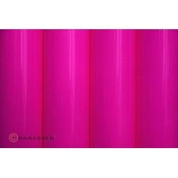 ORACOVER ROSE VIF FLUO 2M