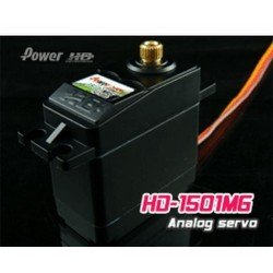 Power HD 1501MG 60grs/17kgs