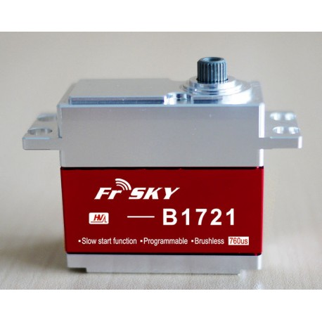 SERVO B1721 HV (SBUS,SBUSII,PWM, CPPM) 72G/ 8kg FRSKY