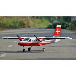 TWIN OTTER SWISS 1875MM VQ MODEL