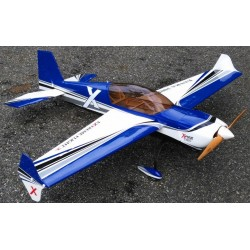 "EXTRA 300 EXP 52"" BLEU (1.32m) ARF EXTREME FLIGHT"