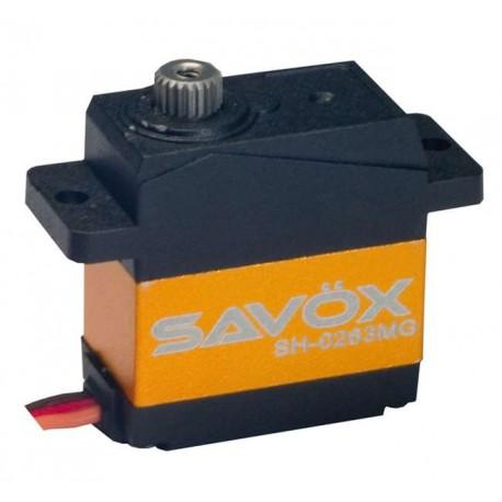 SAVOX SH-0263MG 13.6grs/2.2kg