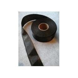 RUBAN TISSÉ CARBONE 250G/M² 2.5cm x 3ml