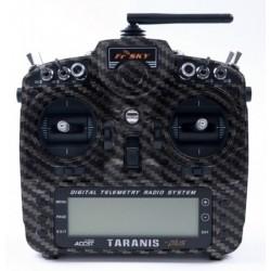 Radio Taranis PLUS 16 voies SPECIAL EDITION (Cabon Fiber) FrSky
