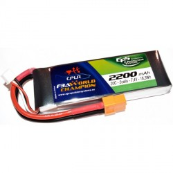 Accu LiPo EPS 2200mAh 2S 20C