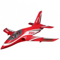 JET 70MM EDF KIT PNP ROUGE AVANTI