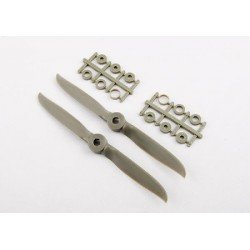 HELICE SPEED NYLON 6x6E GEMFAN (2pcs)