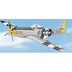P-51D MUSTANG 1450MM GREAT PLANES  (kit à construire)