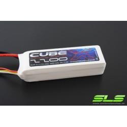 ACCU LIPO SLS X-CUBE 2200MAH 2S 20C