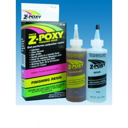 RESINE DE FINITION Z-POXY 354ML