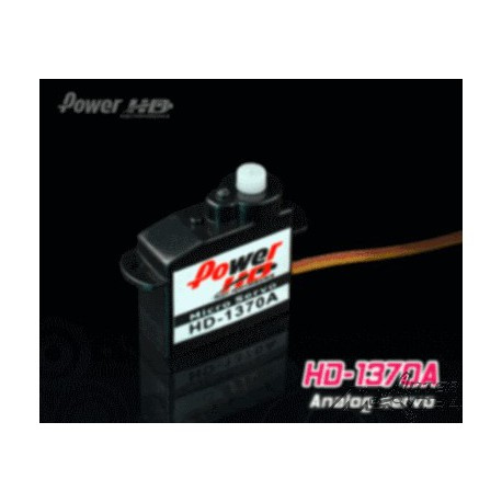 Power HD 1370A 3.7grs/0.6kg