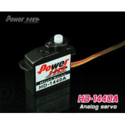Power HD 1440A 4.4Grs/0.8kg