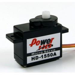 Power HD 1550A 5.5Grs/1.1kg