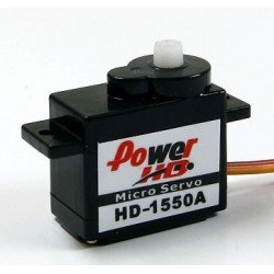 Power HD 1550A 5.5Grs/1.1kg