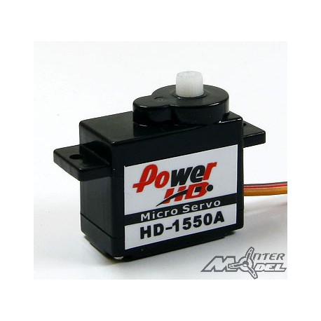 Power HD 1550A 5Grs/1.1kg