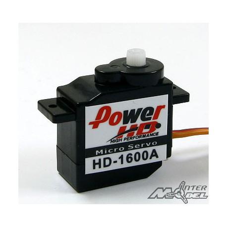 Power HD 1600A 6Grs/1.2kg