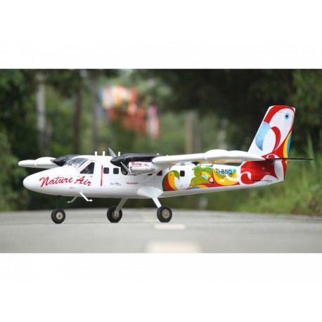 TWIN OTTER Nature Air 1875MM VQ MODEL