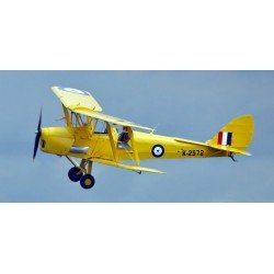 TIGER MOTH 1400MM JAUNE