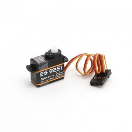 Servo EMAX ES9251 2.5grs/0.27kg