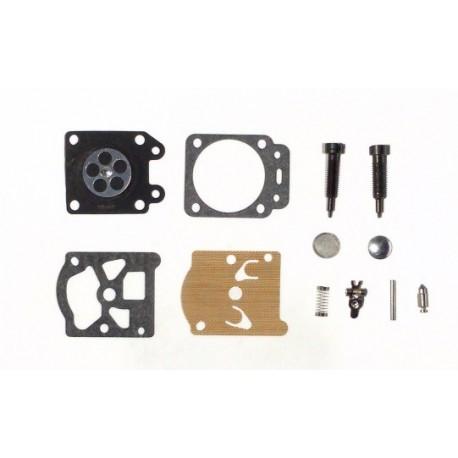Kit réparation pour carburateur Walbro sur moteur DLE 20/20RA/30/35RA/40/60/55/55RA/61
