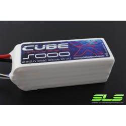 ACCU LIPO SLS X-CUBE 5000MAH 4S 30C