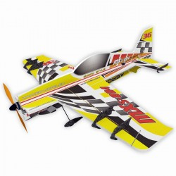 MXS 804MM VECTOR ARF RACING YELLOW