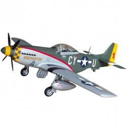 "P-51D MUSTANG ""GUNFIGHTER"" 2260MM ARF TOP RC MODEL"