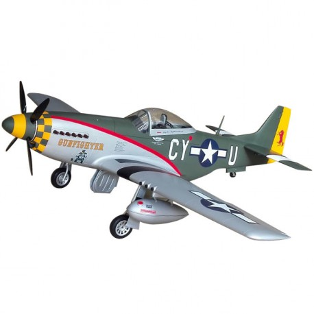 P51D MUSTANG 2260MM ARF TOP RC MODEL