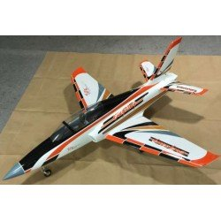 SPORT JET ODYSSEY ORANGE/BLANC 2320MM ARF TOP RC MODEL