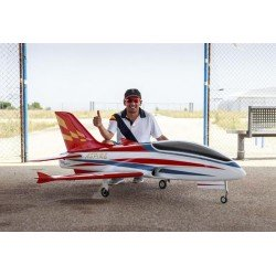 SPORT JET ASPIRE ROUGE 2360MM ARF TOP RC MODEL